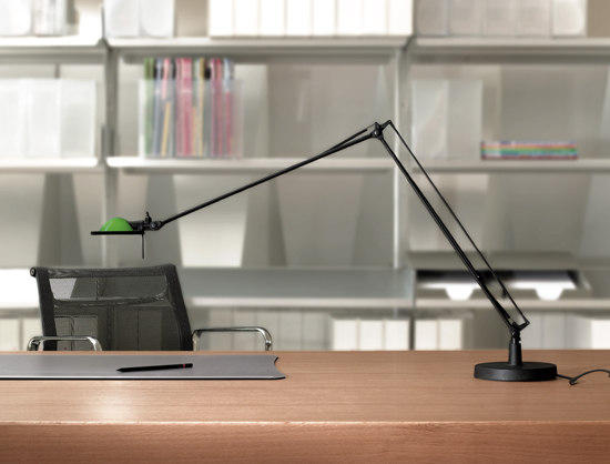 Berenice table task lights from luceplan architonic berenice table by luceplan mozeypictures Images
