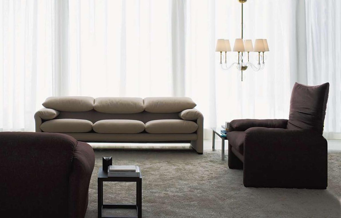 675 MARALUNGA 40 - Divani lounge Cassina | Architonic