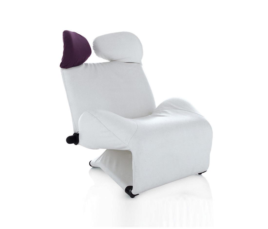 111 wink chaise longues von cassina architonic - Fauteuil massant suisse ...