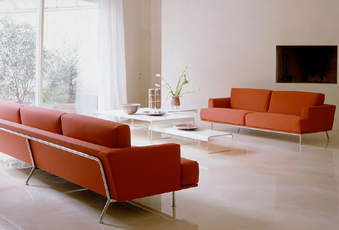 253 NEST - Benches From Cassina