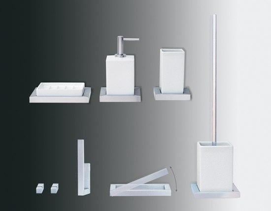 hydrus badaccessoires seifenhalter von tt form architonic. Black Bedroom Furniture Sets. Home Design Ideas