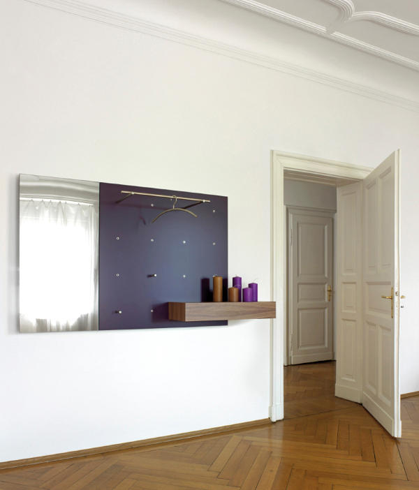 epoca garderobe wandgarderoben von sch nbuch architonic. Black Bedroom Furniture Sets. Home Design Ideas