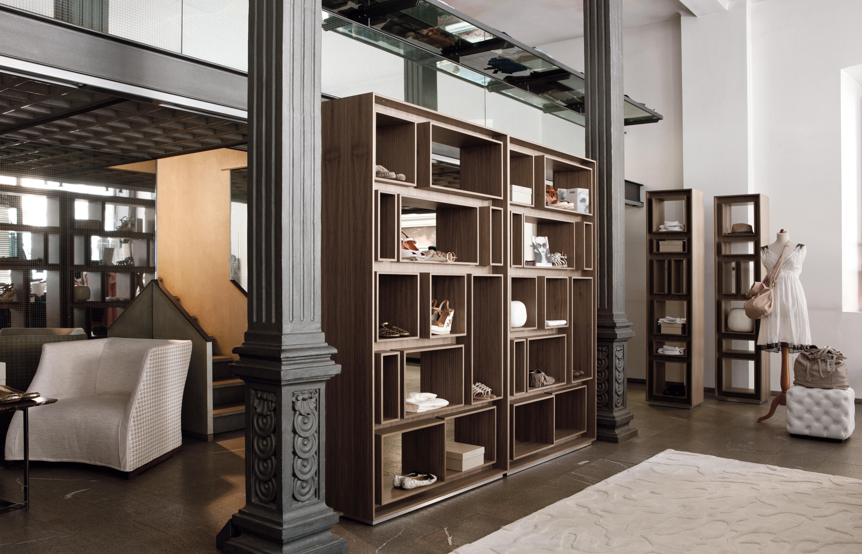 First Shelving From Porada Architonic