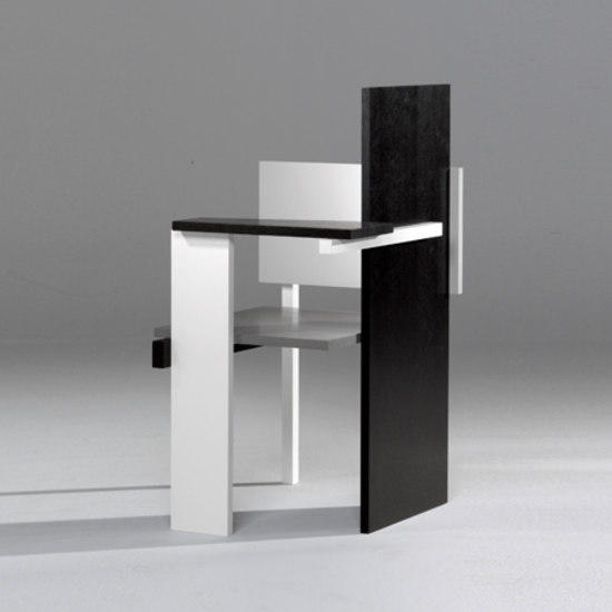 berlin chair chairs from rietveld by rietveld architonic. Black Bedroom Furniture Sets. Home Design Ideas