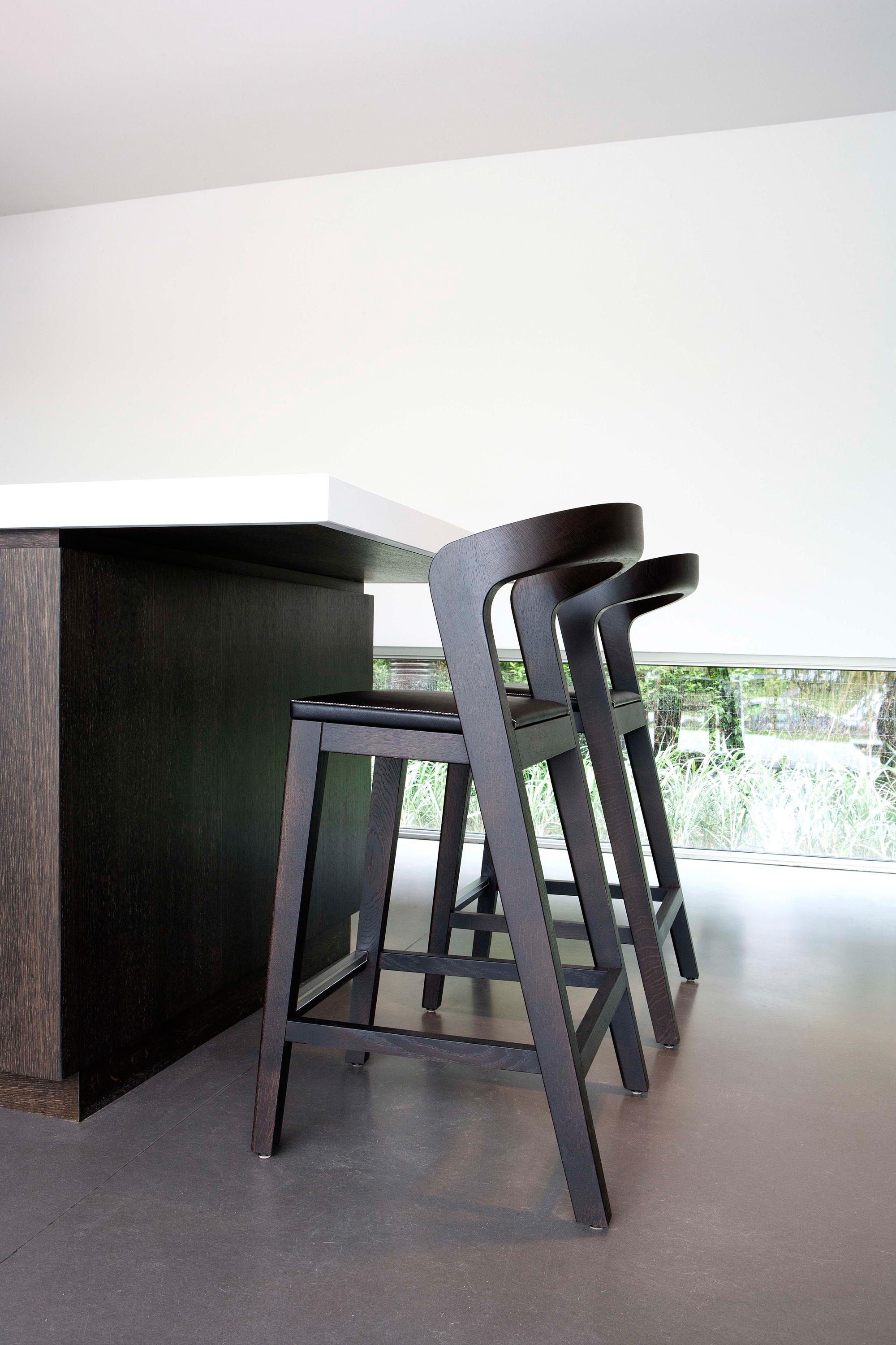 PLAY BARSTOOL HIGH – OAK STAINED Bar stools from Wildspirit