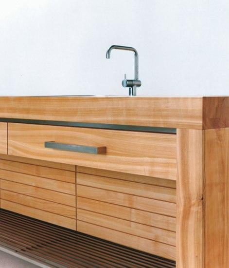 kochtisch 2 k cheninseln von tischlerei sommer architonic. Black Bedroom Furniture Sets. Home Design Ideas