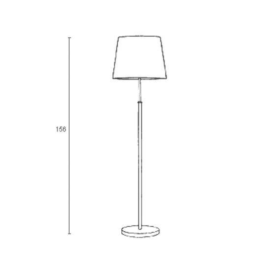 Floor Lamp G2148 Free Standing Lights From Svenskt Tenn Architonic