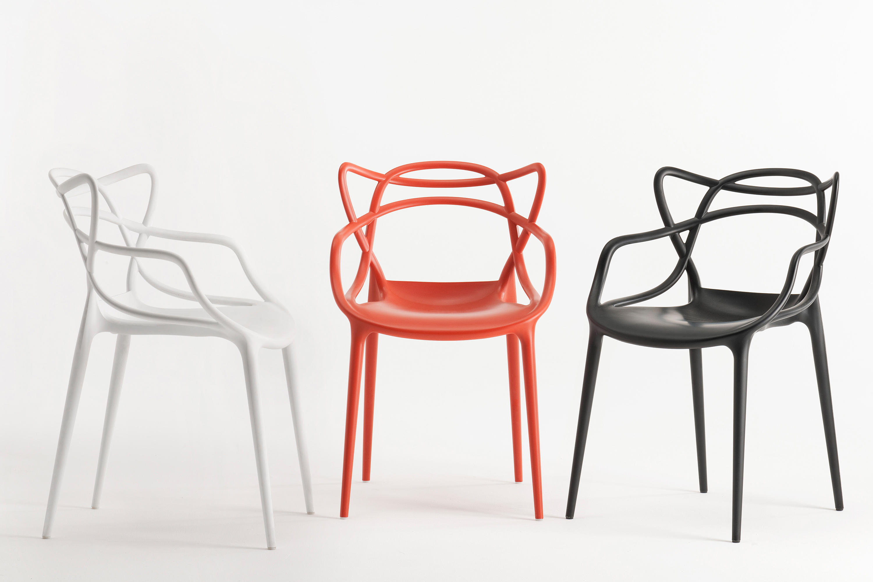 Masters chairs from kartell architonic