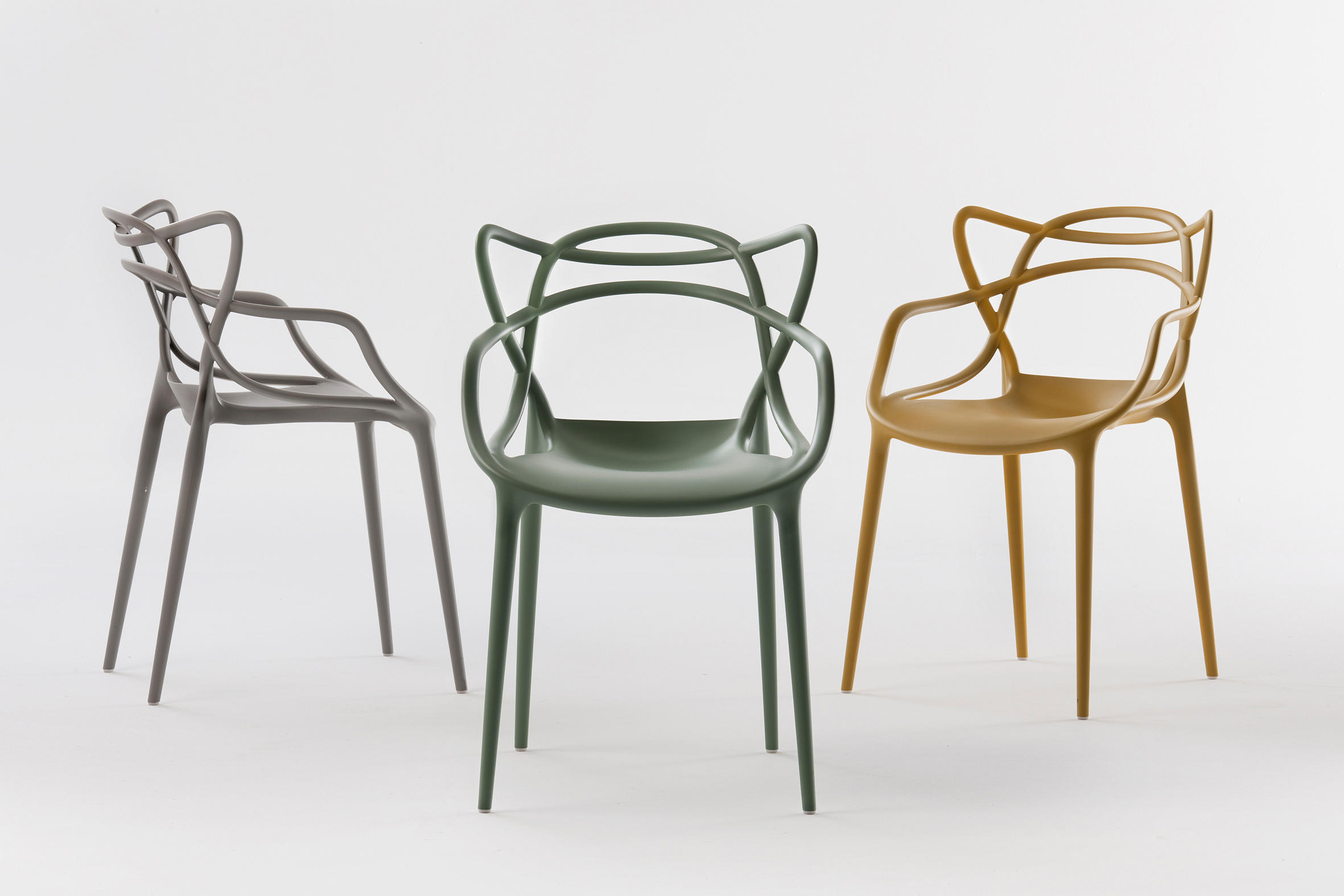 Kartell Garden Furniture Masters restaurant chairs from kartell architonic workwithnaturefo