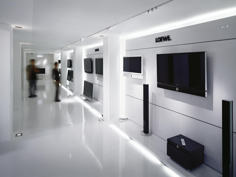 paso ii recessed floor lights from zumtobel lighting