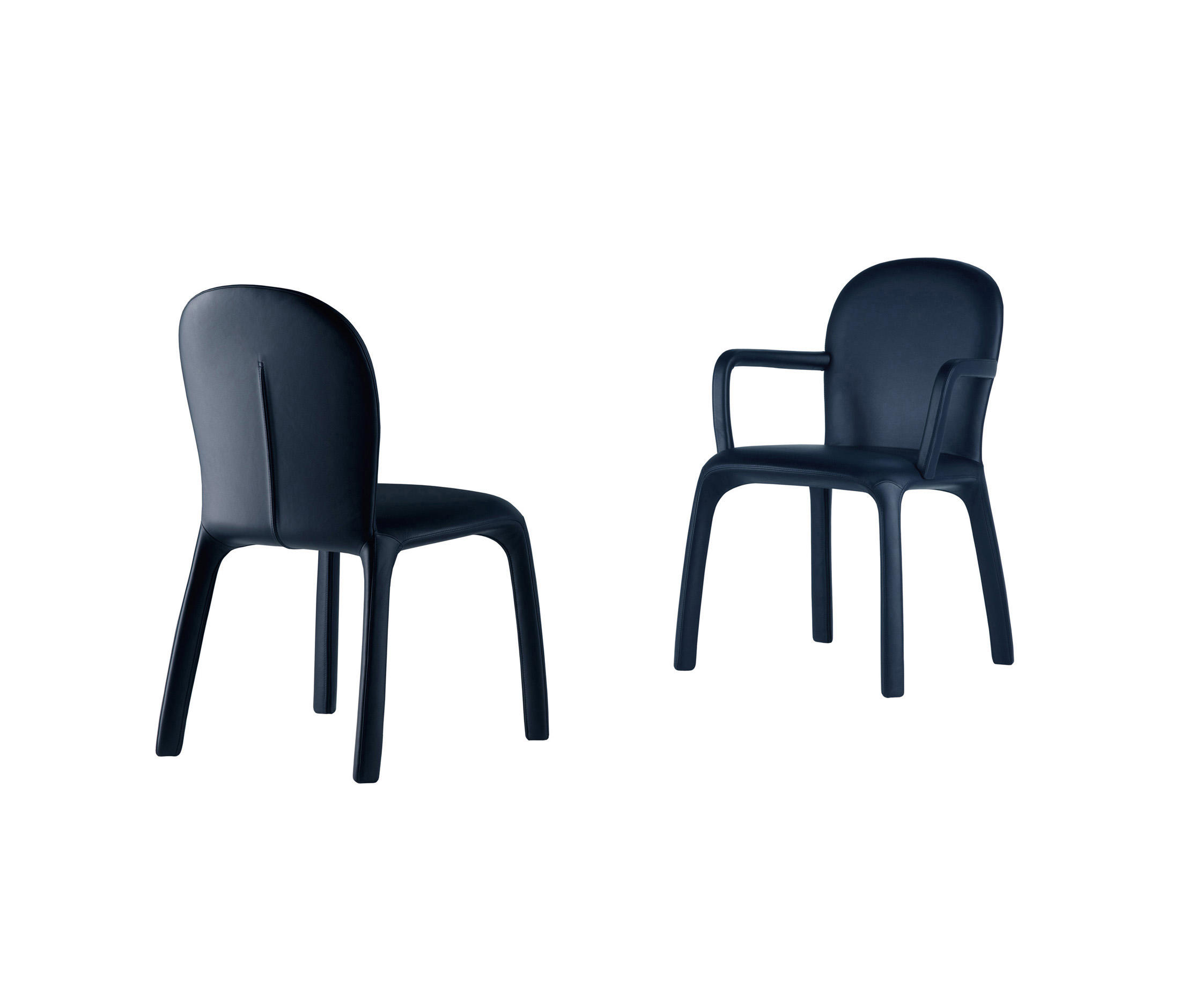 amelie chairs from poltrona frau architonic. Black Bedroom Furniture Sets. Home Design Ideas