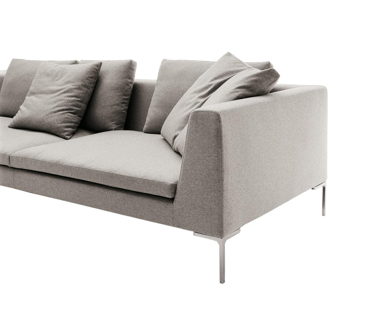 Charles Large Chl135ls Chl158d Sofas From B B Italia Architonic