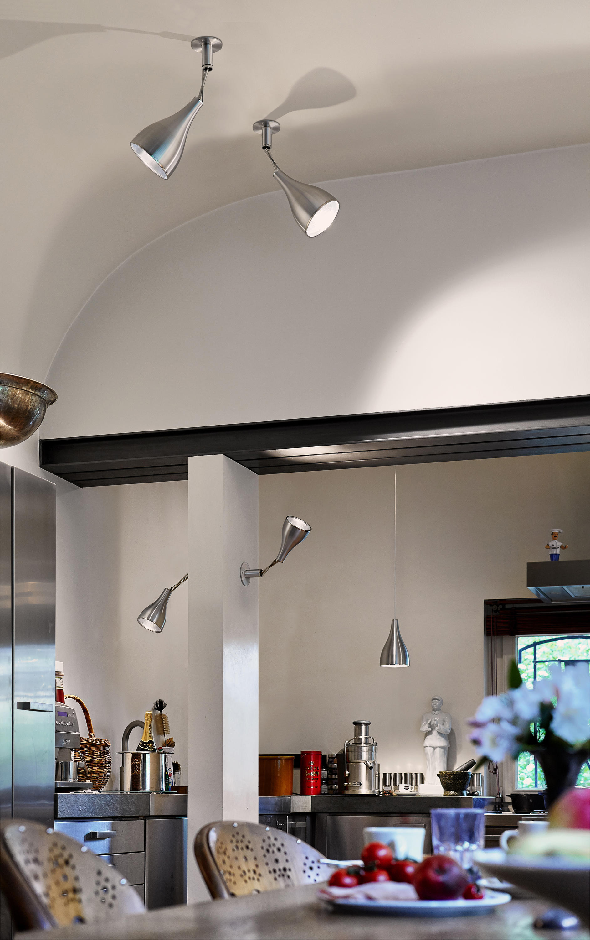 One Eighty Ceiling Ceiling Mounted Spotlights From