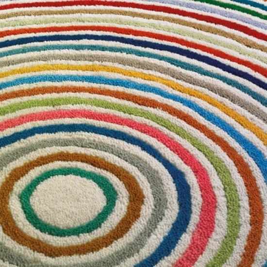 plate handtuft teppich formatteppiche designerteppiche. Black Bedroom Furniture Sets. Home Design Ideas