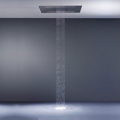 rainsky m pour montage encastr au pla robinetterie de douche de dornbracht architonic. Black Bedroom Furniture Sets. Home Design Ideas