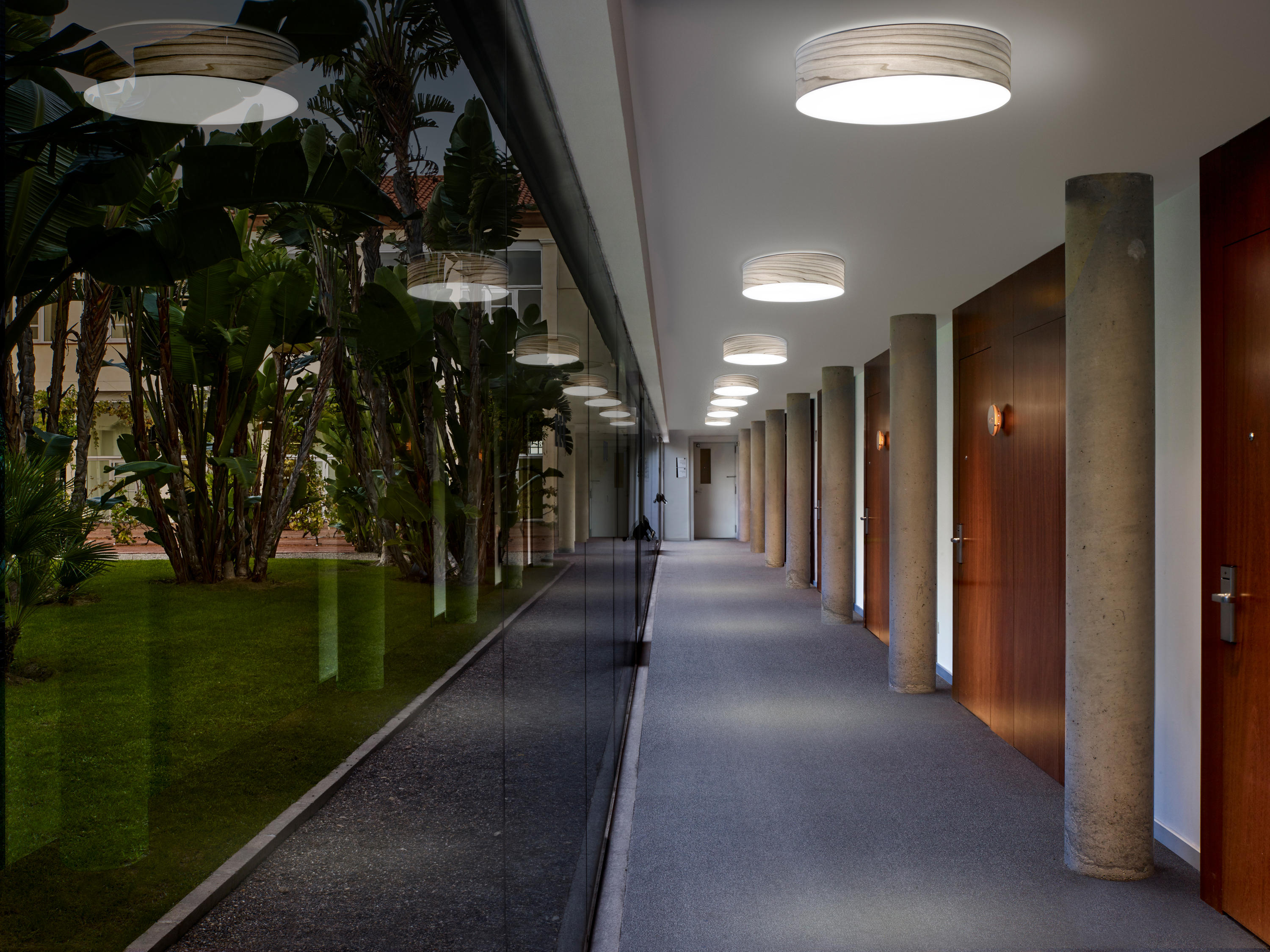 Gea S Suspended Lights From Lzf Architonic