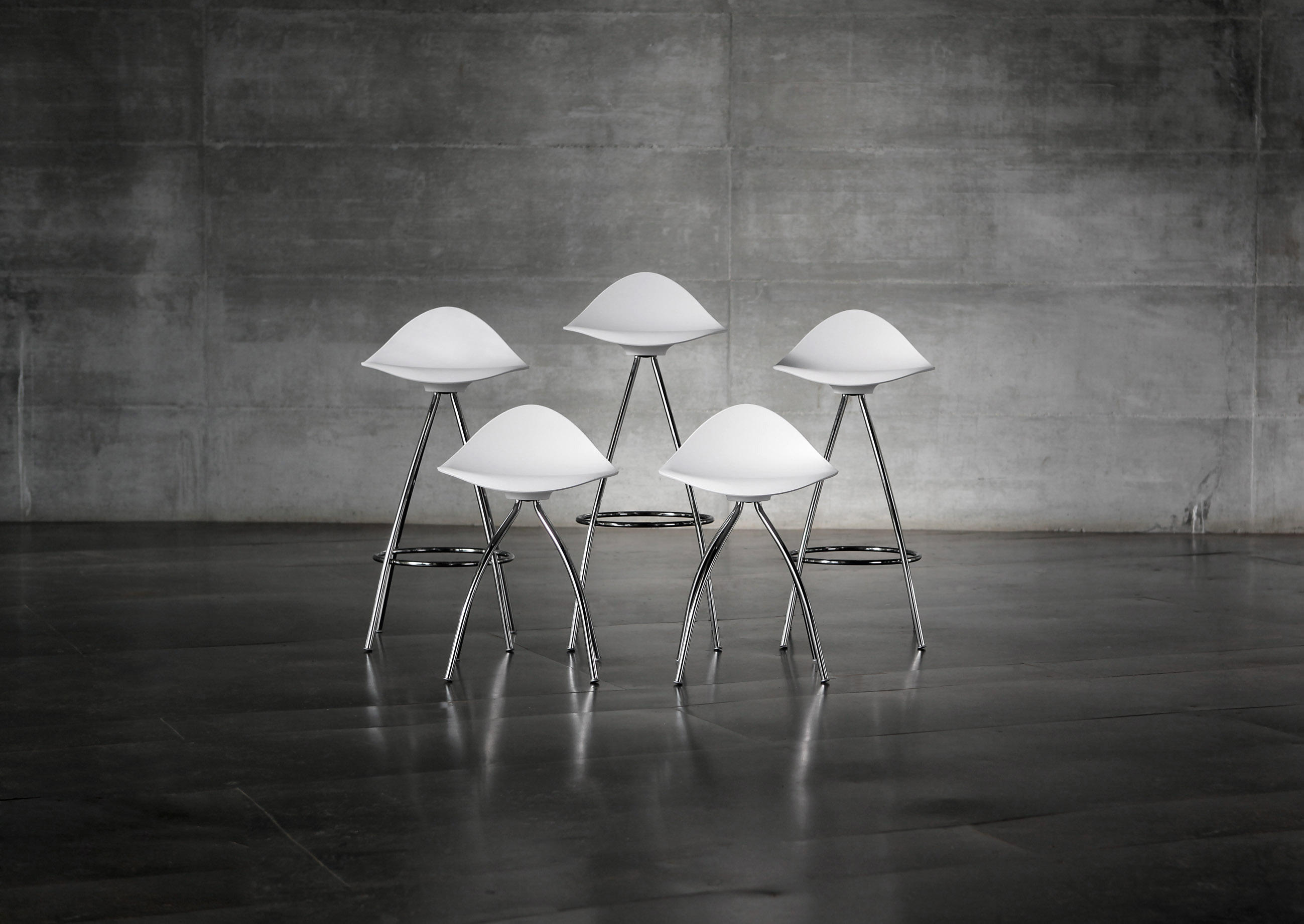 Onda Bar Stools From Stua Architonic
