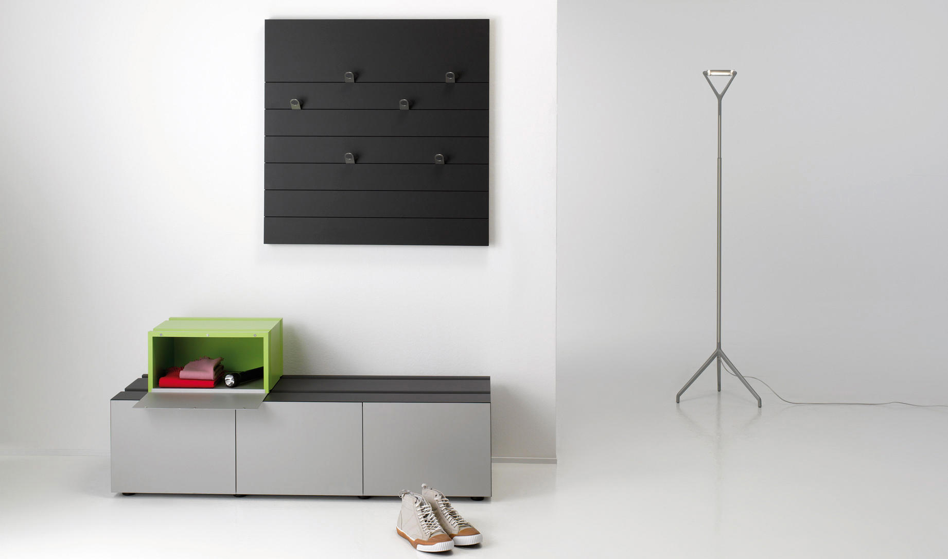 garderobe wandgarderoben von performa architonic. Black Bedroom Furniture Sets. Home Design Ideas