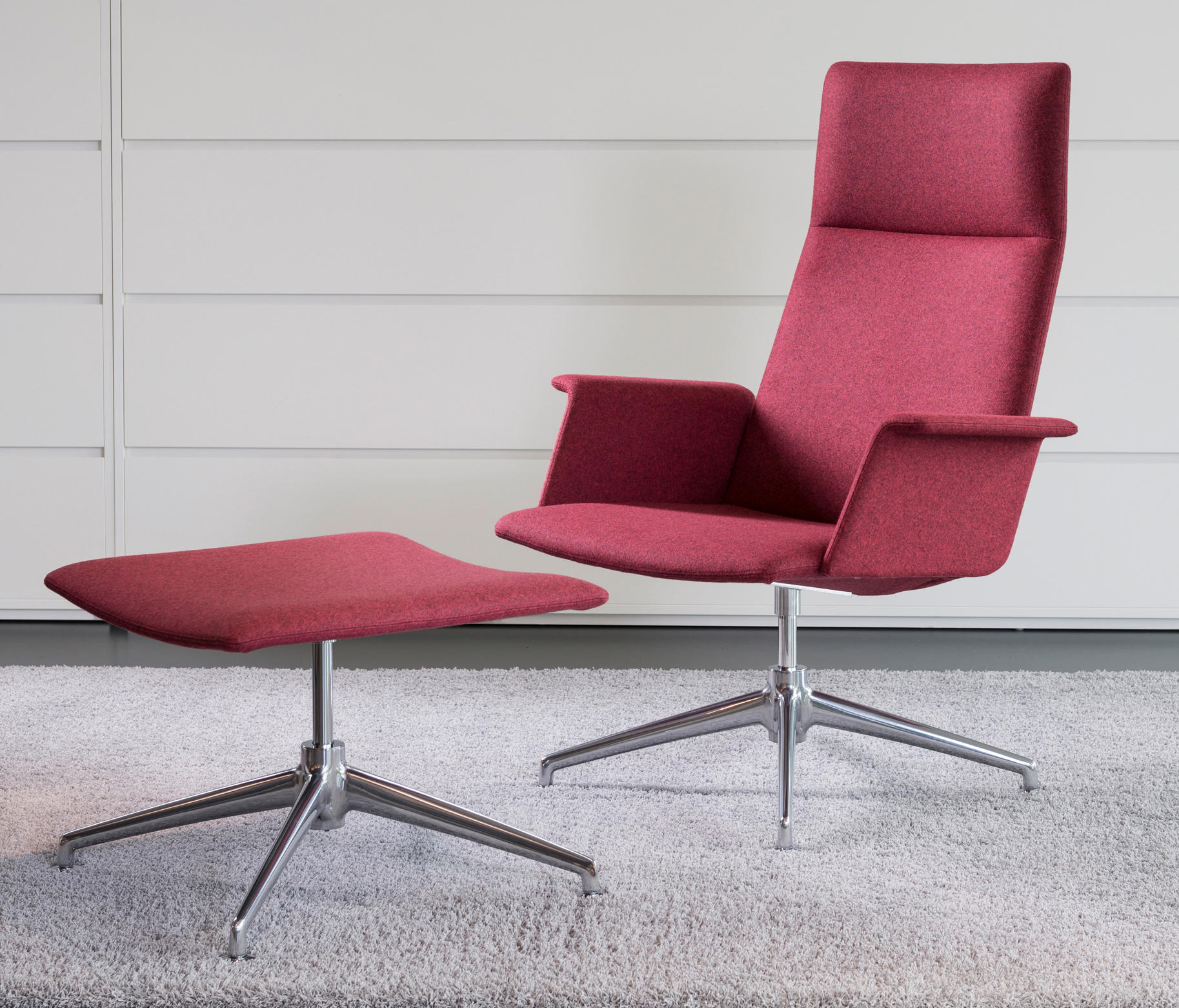 Fina Club 6861 A Visitors Chairs Side Chairs From