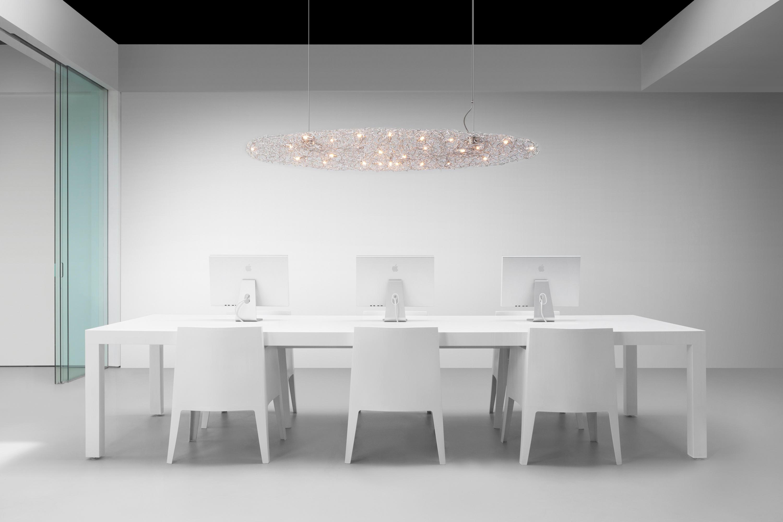 crystal waters suspension lamp allgemeinbeleuchtung von brand van egmond architonic. Black Bedroom Furniture Sets. Home Design Ideas