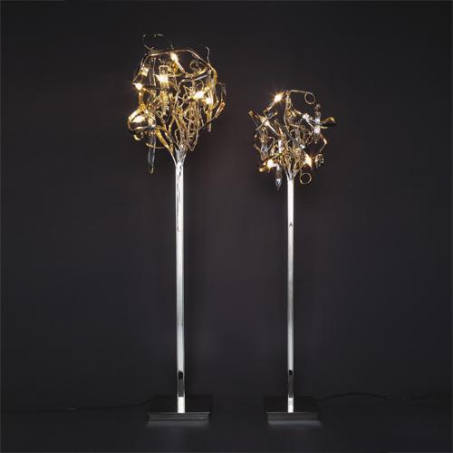 Delphinium Customised Gold Chandelier Kronleuchter Von