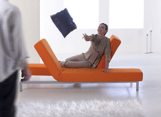 T w ogether chaise longues from mobilia collection for Mobilia germany