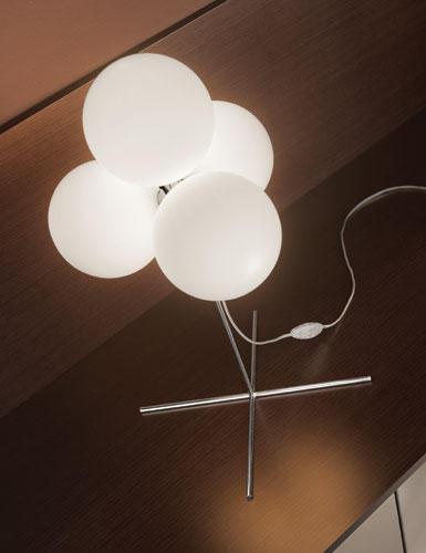 Tybo scolgante triple iluminaci n general de modiss architonic - Modiss iluminacion ...