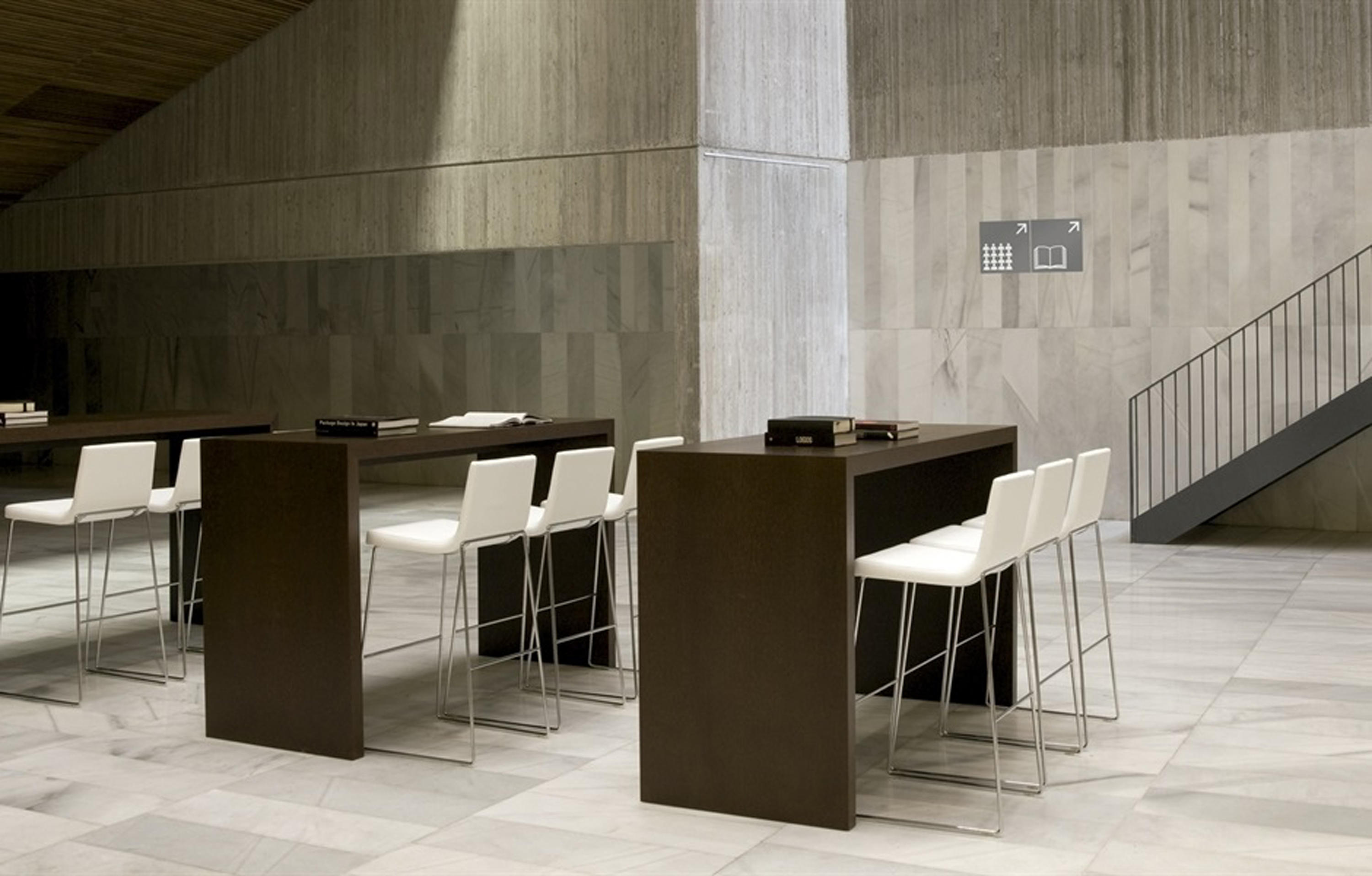 Closed Table Bc 6302 Benches From Andreu World Architonic