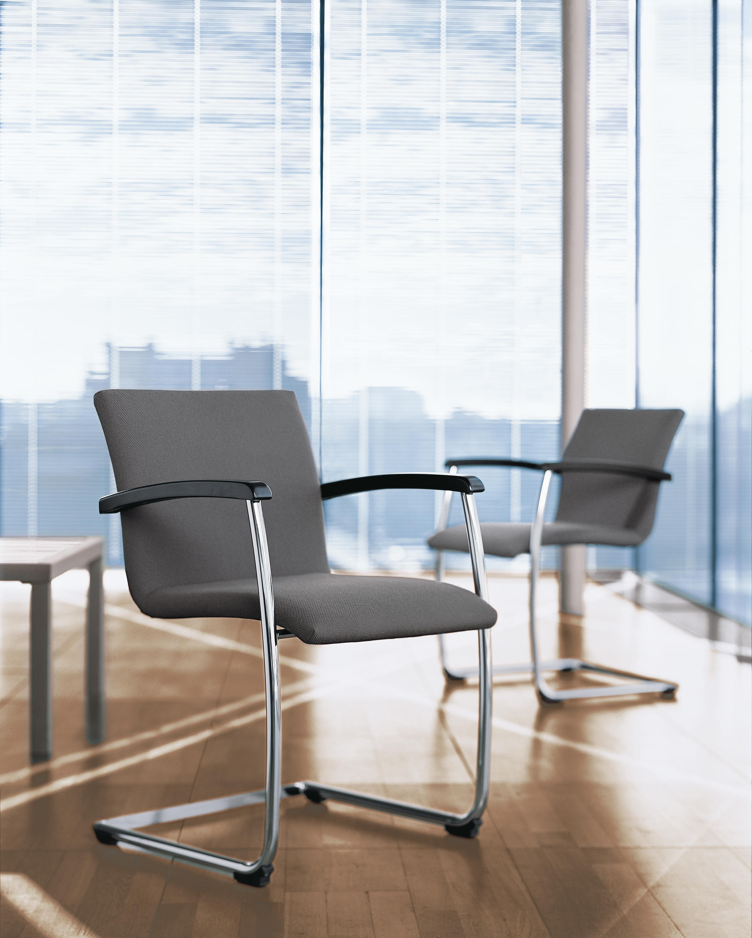 BUG - Visitors chairs / Side chairs from Bene | Architonic