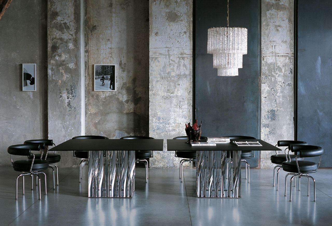 475 Boboli Restaurant Tables From Cassina Architonic