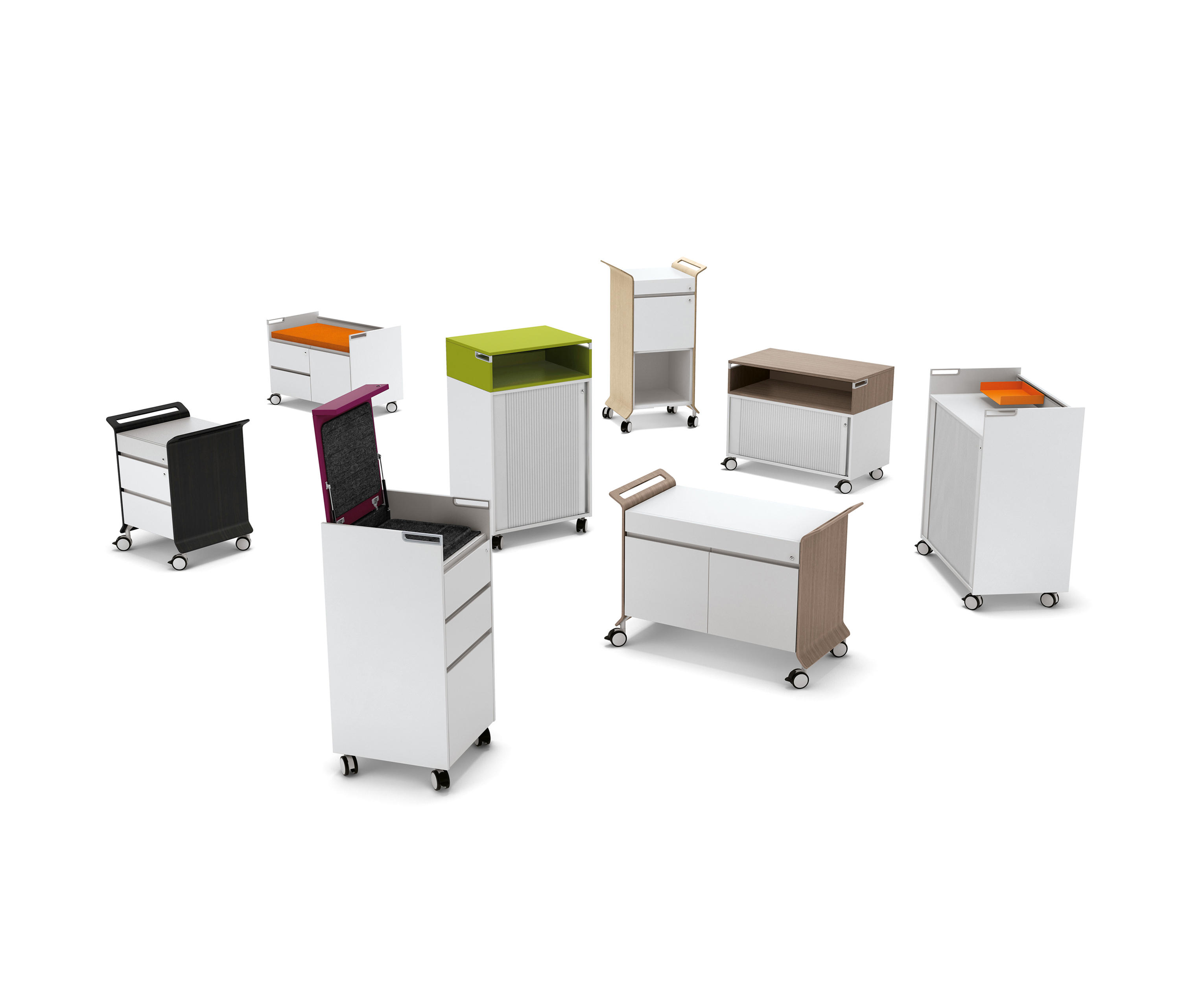 MEDIA   CADDY - Lecterns from Bene   Architonic