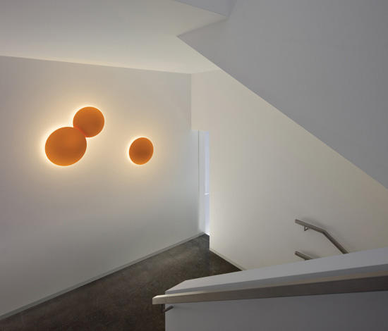 PUCK WALL ART 5460 / 5461 WALL LAMP - Wall lights from Vibia ...