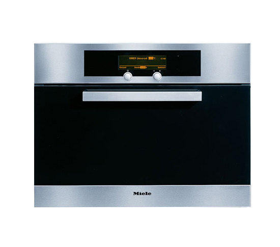 Dg 4060 Steam Oven Steam Ovens From Miele Architonic