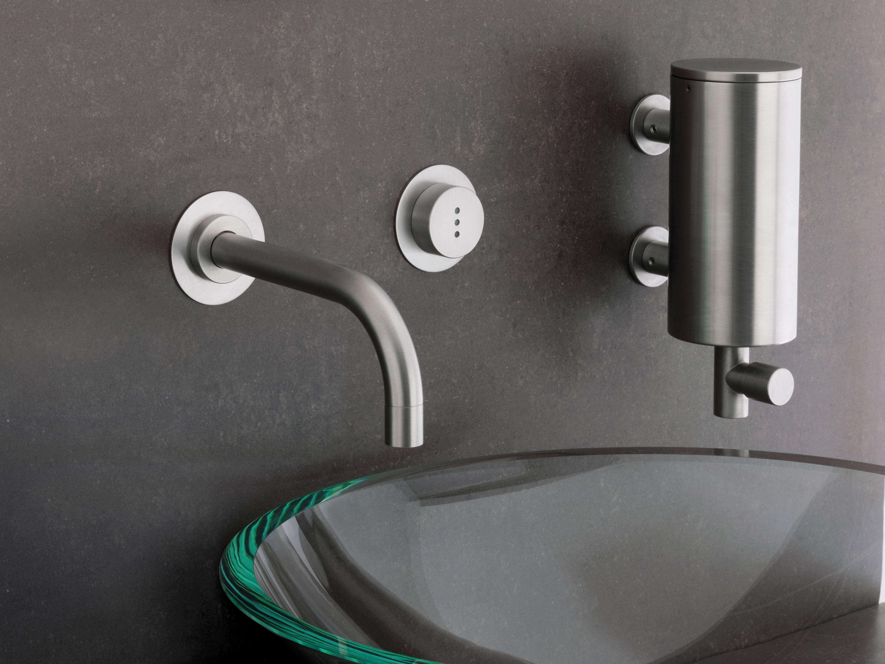 Storslåede HV1 - ONE-HANDLE MIXER - Wash basin taps from VOLA | Architonic NQ41