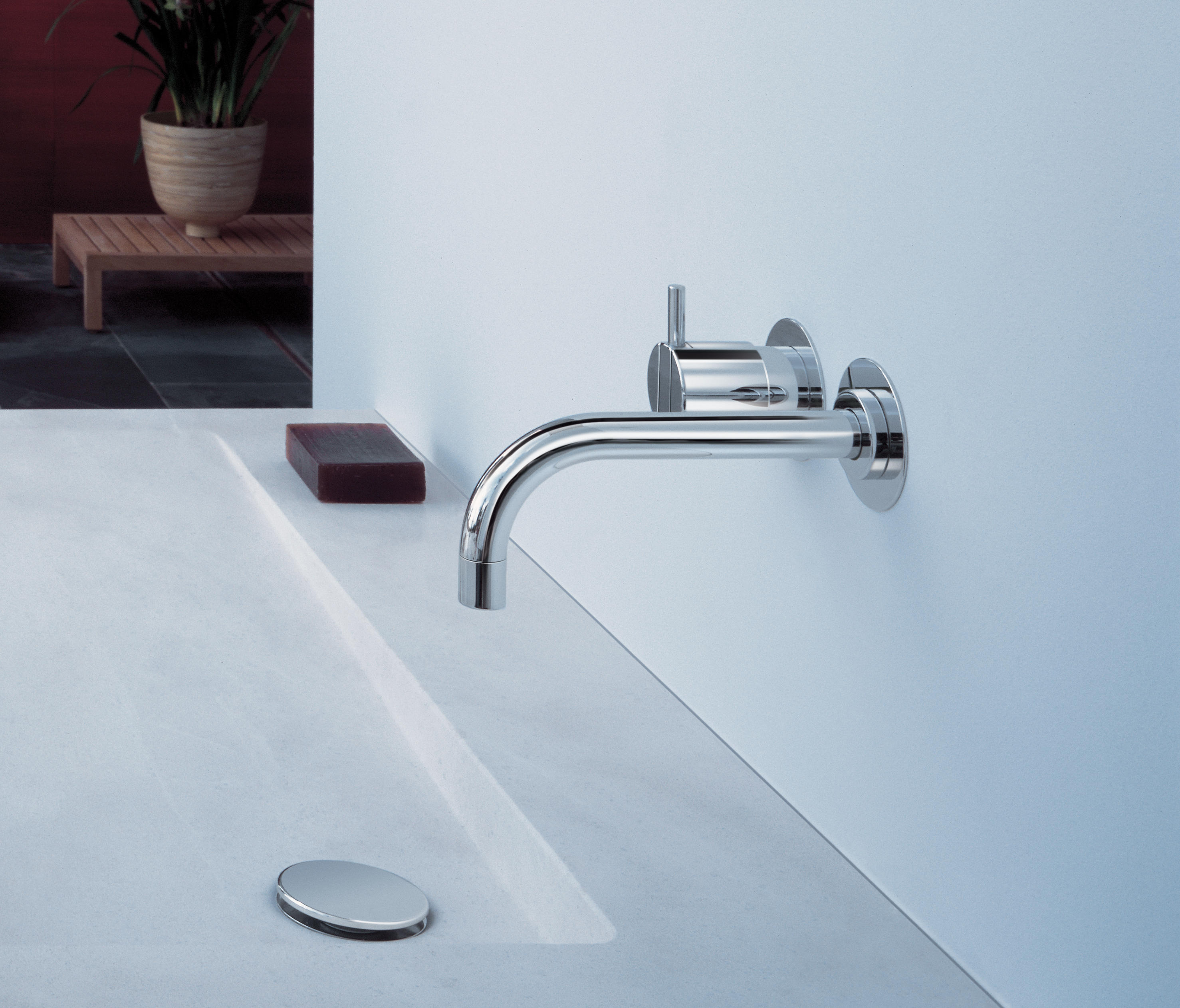 HV1 - ONE-HANDLE MIXER - Wash-basin taps from VOLA | Architonic