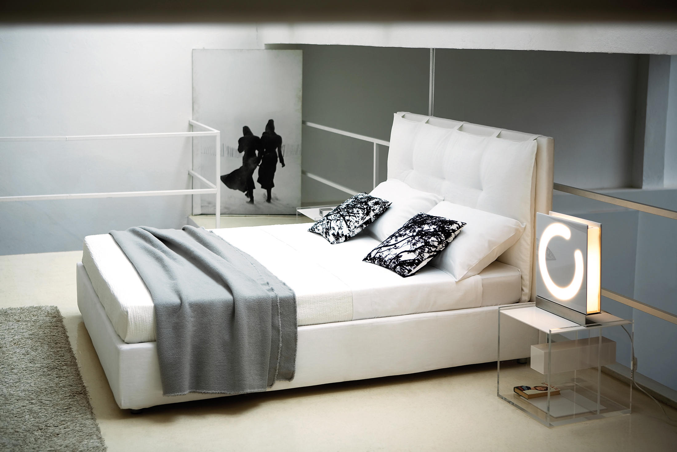 Nirvana 1846 Beds From Zanotta Architonic