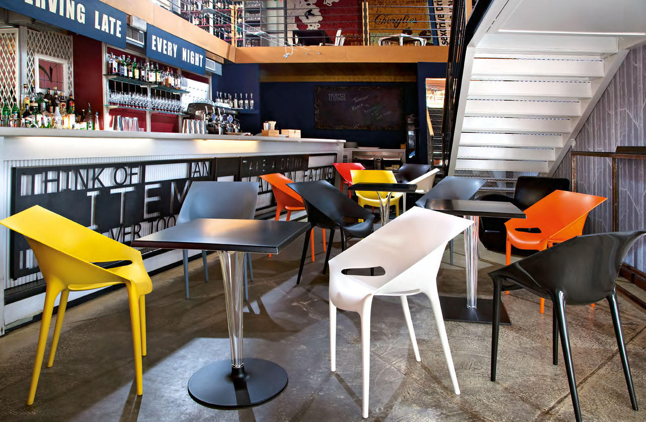 DR. NO - Restaurant chairs from Kartell   Architonic