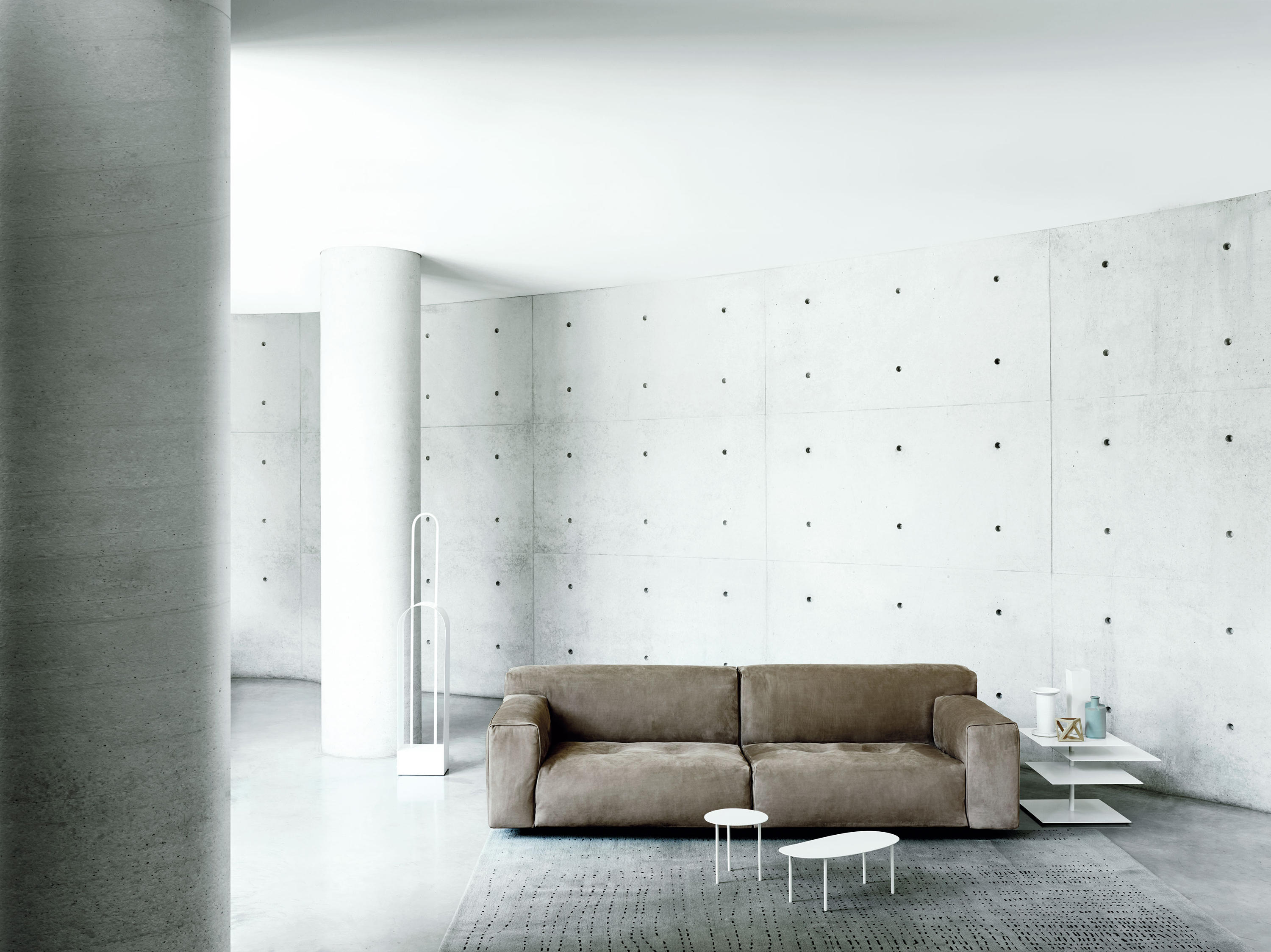 Softwall sofas from living divani architonic for Living divani softwall