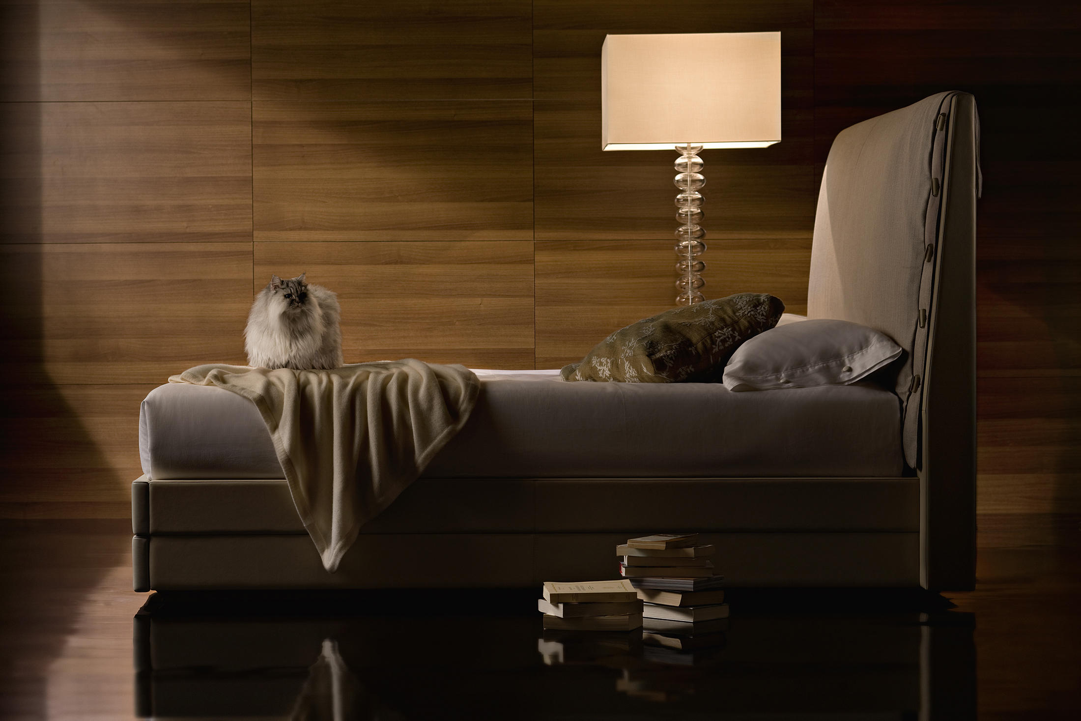 Alta Fedelt 192 Double Beds From Poltrona Frau Architonic