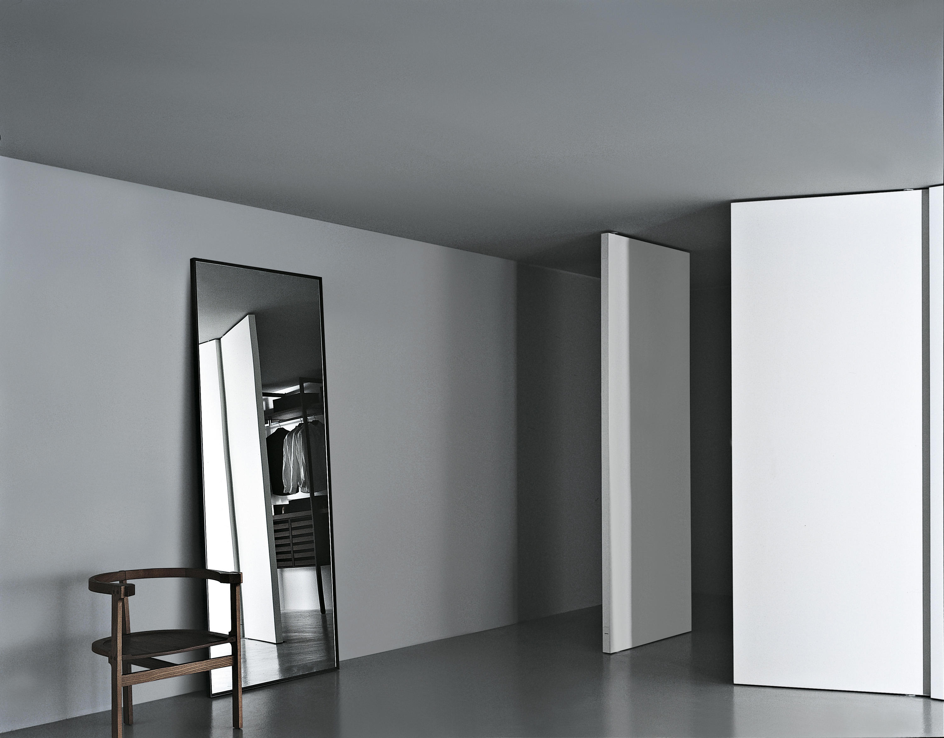 pivot wall partition systems from porro architonic. Black Bedroom Furniture Sets. Home Design Ideas