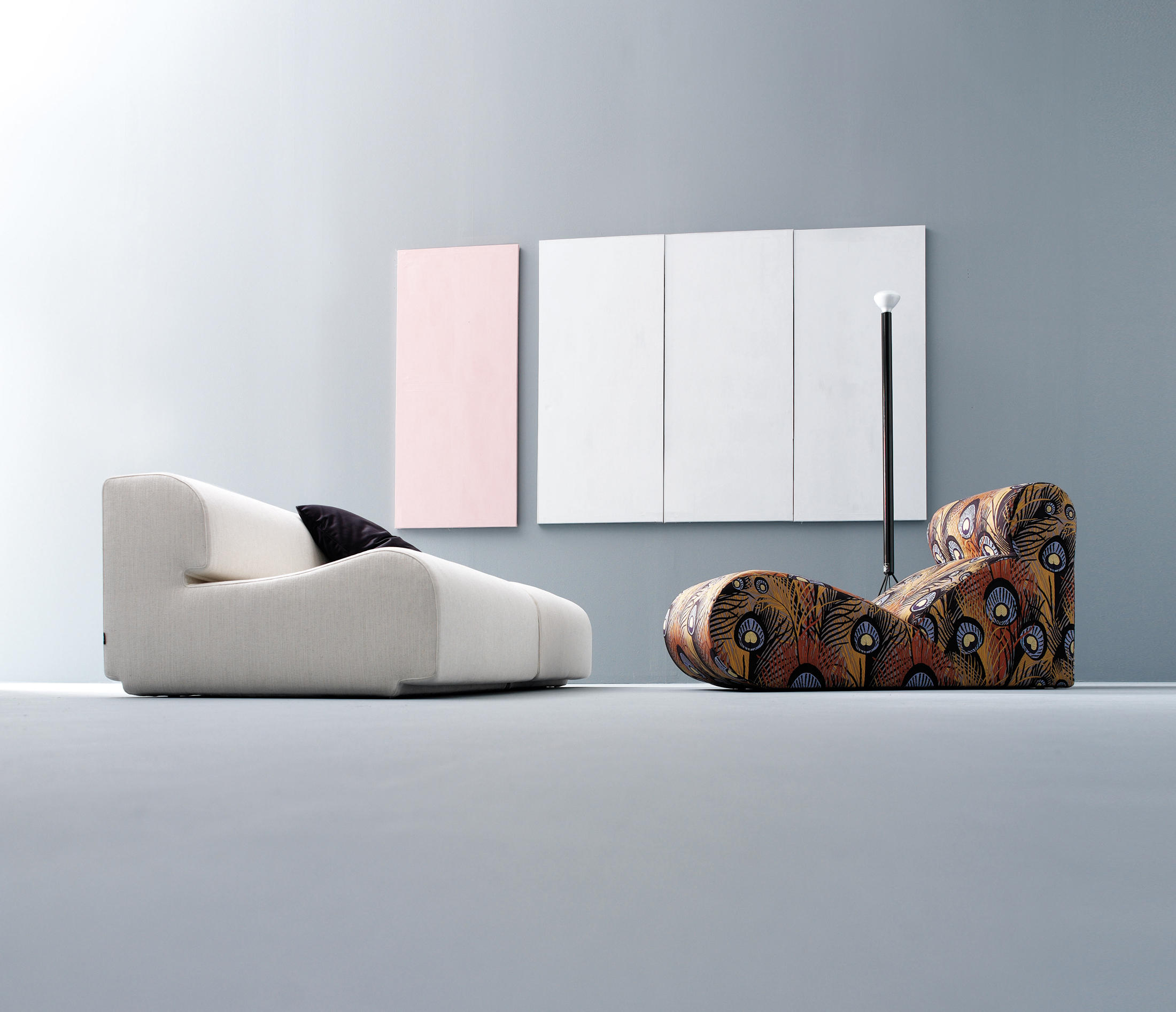 ... Bobo Sofa By ARFLEX