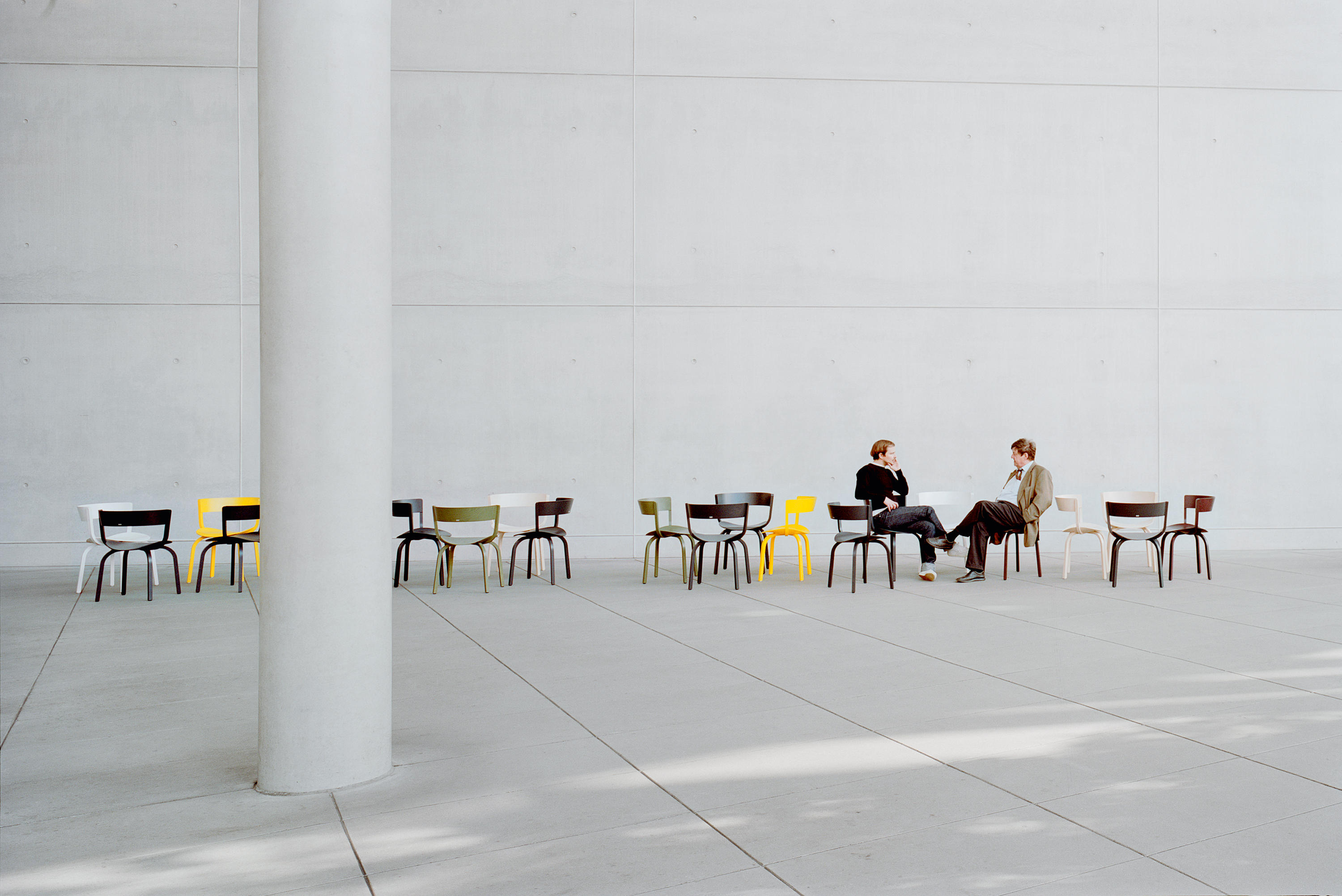 404 F - Restaurant chairs from Thonet | Architonic