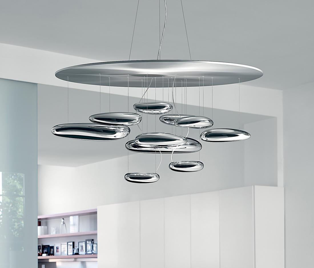 Suspensions Luminaires De Mini Suspension Mercury Artemide mN0Oyv8wPn