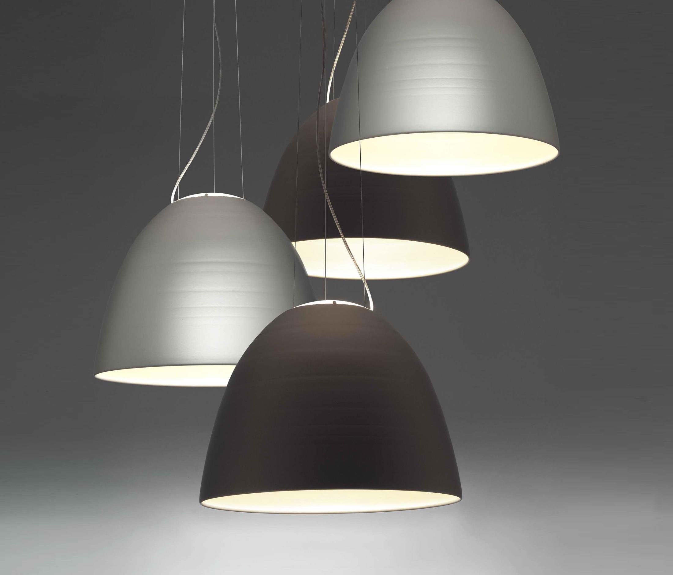 nur gloss luminaires suspension clairage g n ral de artemide architonic. Black Bedroom Furniture Sets. Home Design Ideas