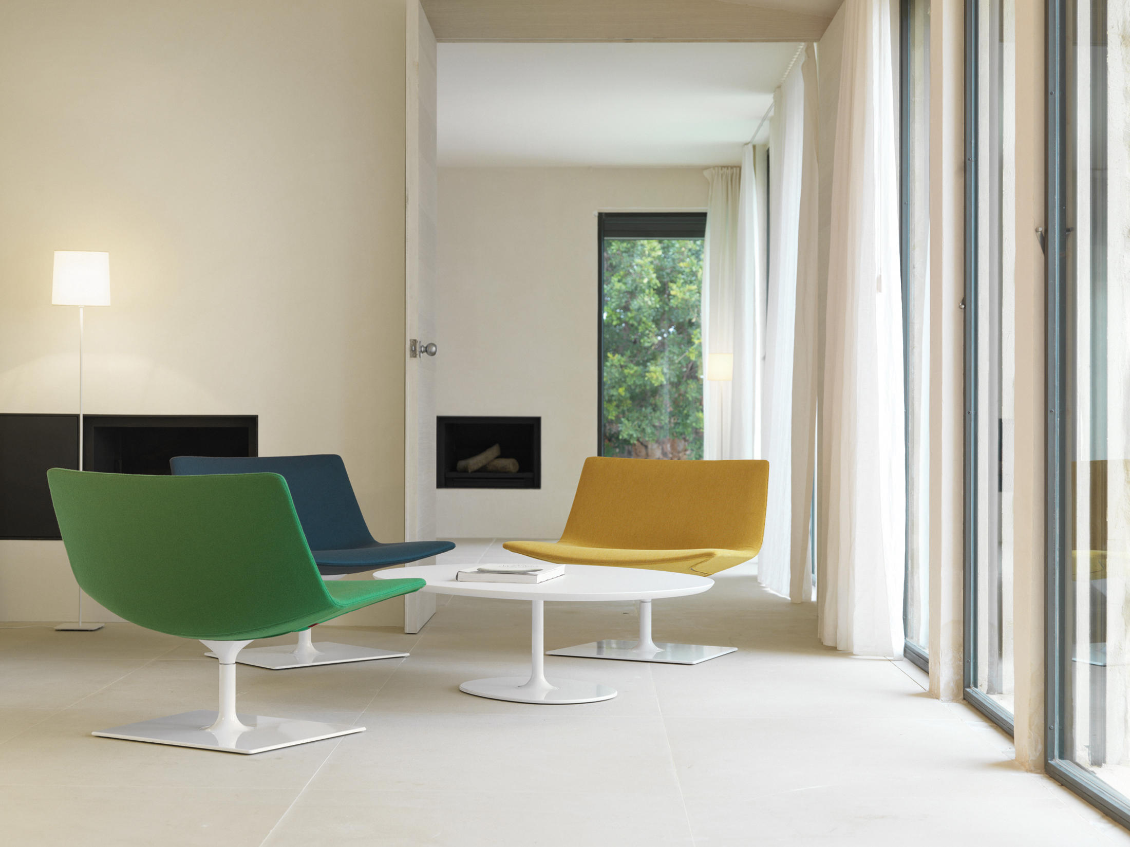 Catifa 80 2009 2028 Armchairs From Arper Architonic