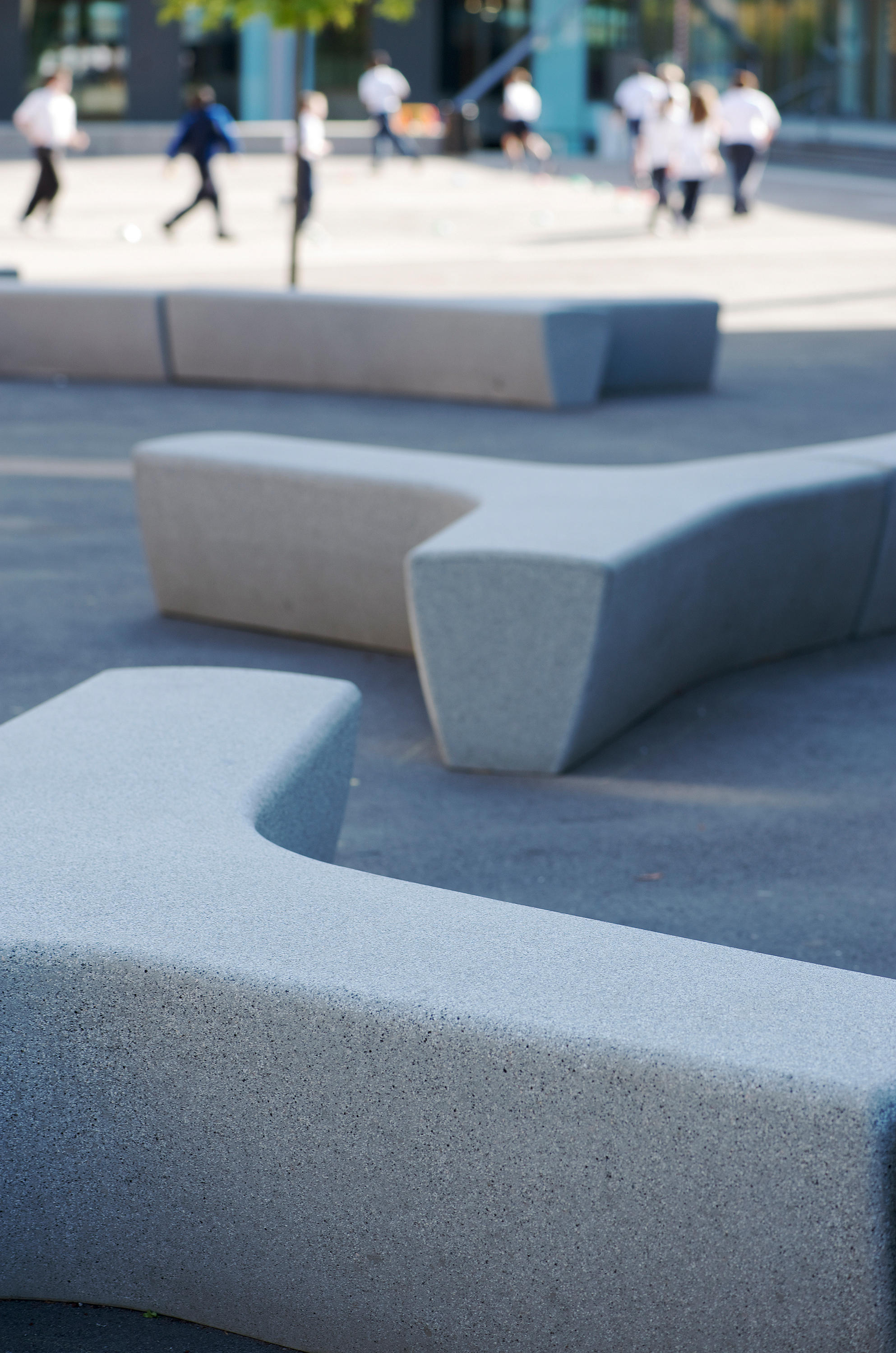 Twig Benches From Escofet 1886 Architonic