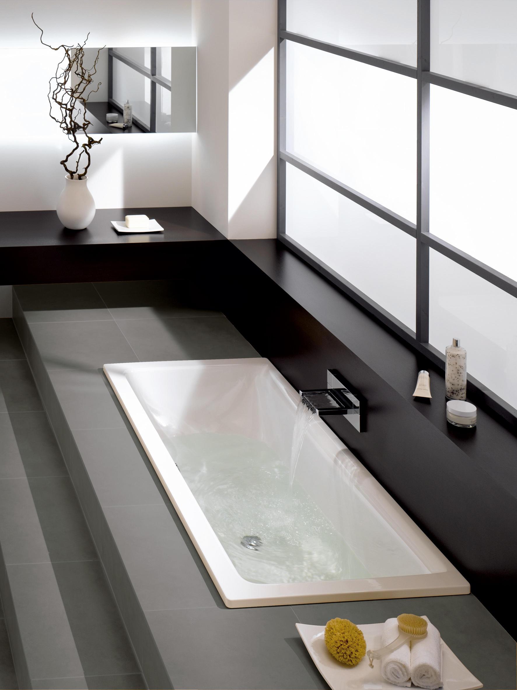 Bette Delbrück bettefree built in bathtubs from bette architonic