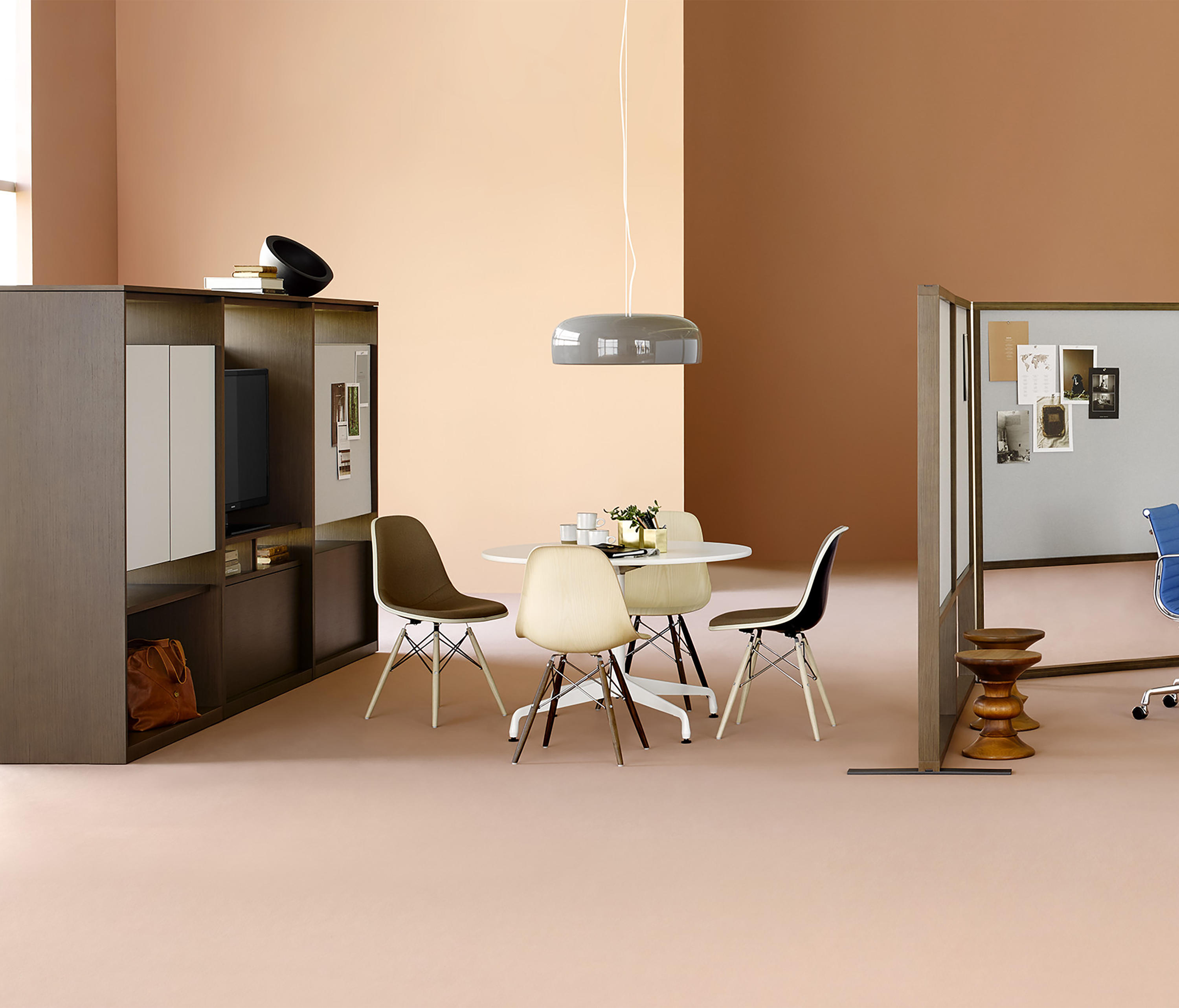 Eames Table By Herman Miller ...