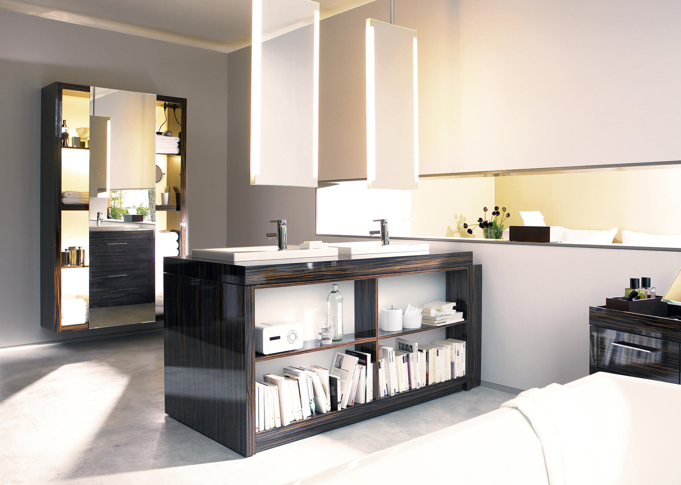 2nd floor lavabo lavabos de duravit architonic. Black Bedroom Furniture Sets. Home Design Ideas