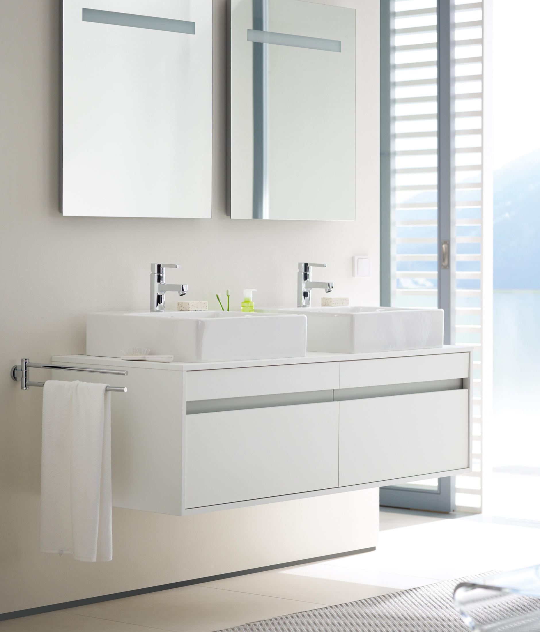 Duravit Bathrooms ketho - mirror cabinet - mirror cabinets from duravit | architonic
